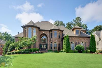 Roswell Single Family Home For Sale: 4550 Bastion Dr