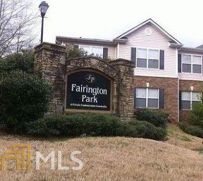 Dekalb County Condo/Townhouse For Sale: 8304 Par Four Way