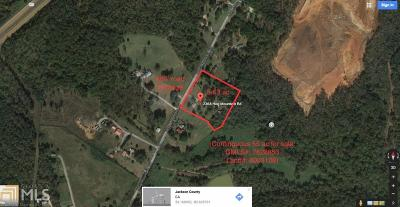 Jefferson Farm For Sale: 2368 Hog Mountain Rd