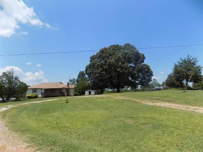 Elbert County, Franklin County, Hart County Single Family Home For Sale