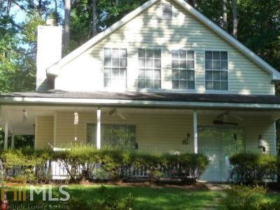 Greensboro, Eatonton Single Family Home For Sale: 208 W Riverbend Dr