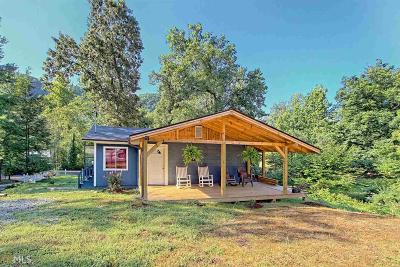 Clayton, Clarkesville, Tiger Single Family Home For Sale: 16 Hill Camp
