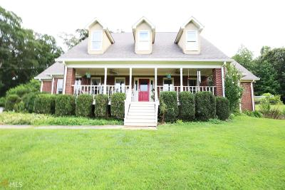 Paulding County Single Family Home For Sale: 6159 Villa Rica Highway