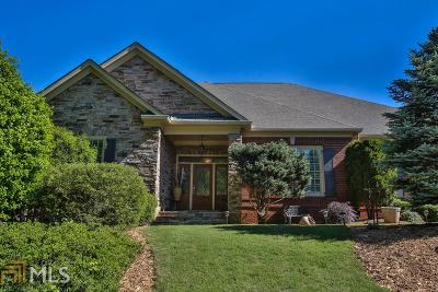 Roswell Single Family Home For Sale: 180 Bent Grass Dr