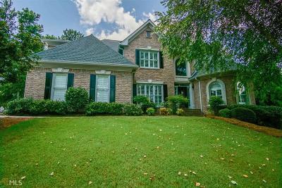 Grayson Single Family Home For Sale: 1589 Leesburg