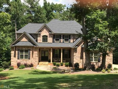 Coweta County Single Family Home For Sale: 323 S Arbor Shores Dr