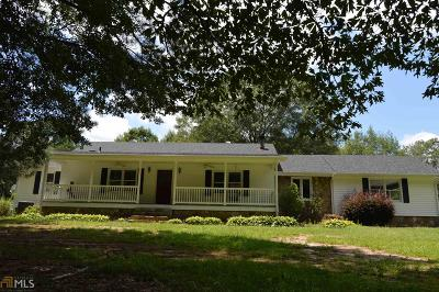 Fayette County Single Family Home For Sale: 435 Crabapple