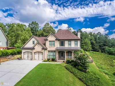 Loganville Single Family Home Back On Market: 609 Richmond