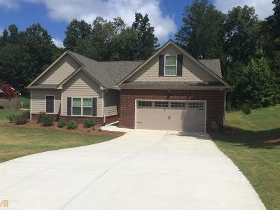 Monroe Single Family Home For Sale: 1072 Monticello Dr