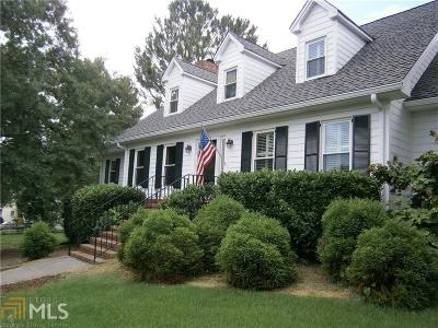 Conyers Single Family Home For Sale: 5000 Bryant Rd