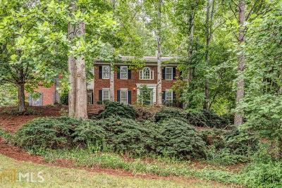 Marietta Single Family Home For Sale: 154 Infantry Way