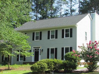 Peachtree City Single Family Home For Sale: 102 Kirton Turn