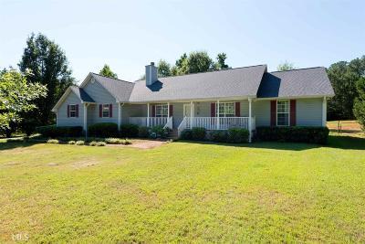 Bogart Single Family Home For Sale: 1170 Ridgeway