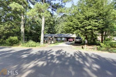 Dallas Single Family Home For Sale: 323 Old Dallas Acworth Rd