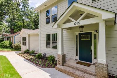 Dekalb County Single Family Home For Sale: 1255 Carter