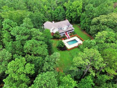 Fayette County Single Family Home For Sale: 215 Porter Rd