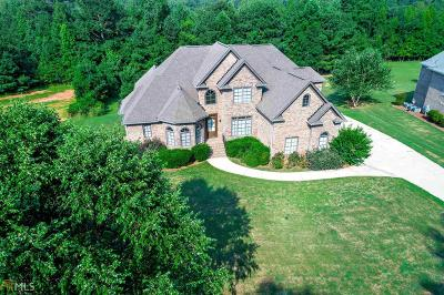 Fayette County Single Family Home For Sale: 495 Vinings Walk