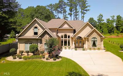 McDonough Single Family Home For Sale: 213 Brannan Rd
