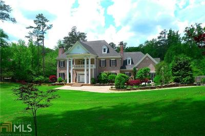 Roswell, Sandy Springs Single Family Home For Sale: 5640 Long Island