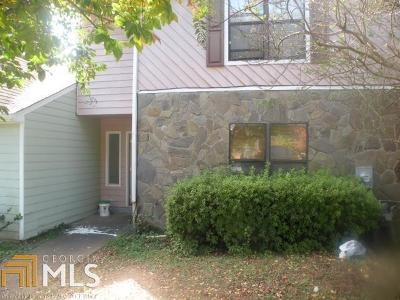 Clayton County Condo/Townhouse For Sale: 8223 Canyon Forge Dr