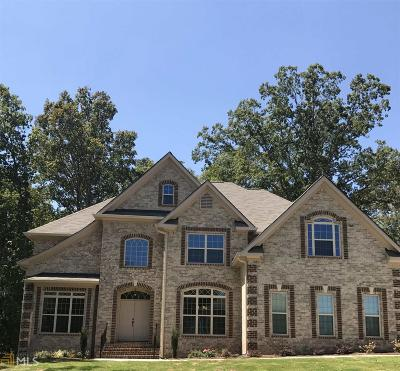 Henry County Single Family Home For Sale: 127 Chapel Ridge Dr