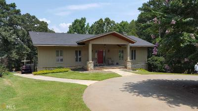 Elbert County, Franklin County, Hart County Single Family Home For Sale: 32 Song Bird Ln