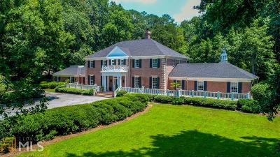 Roswell, Sandy Springs Single Family Home For Sale: 4900 Jett Rd