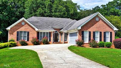Conyers Single Family Home Back On Market: 1350 Winesap Ct