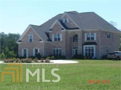Conyers Single Family Home For Sale: 4095 Haralson Mill Rd