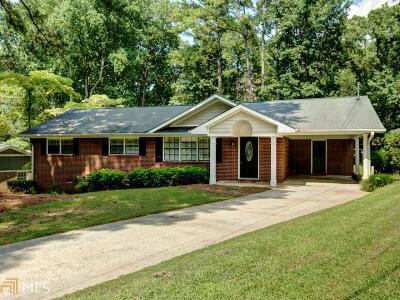 Single Family Home For Sale: 3479 Dunn St