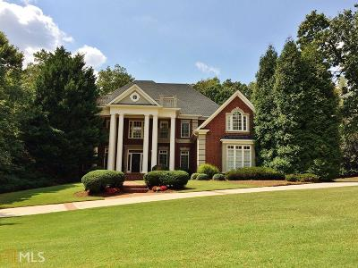 Marietta, Roswell Single Family Home For Sale: 549 Gramercy