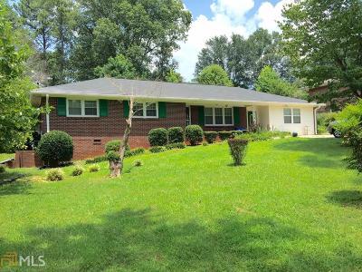 Stone Mountain Single Family Home For Sale: 4782 E Ponce De Leon Ave