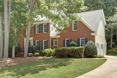 Mableton Single Family Home For Sale: 108 Stone Gate Way