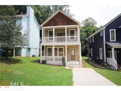Howell Station Single Family Home For Sale: 927 Tilden St