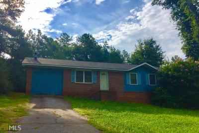 Elbert County, Franklin County, Hart County Single Family Home For Sale: 1352 Pine Hill Dr