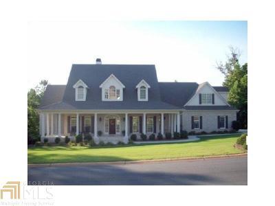 Covington Single Family Home For Sale: 7317 Lake Walton Blvd