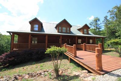 Madison Single Family Home For Sale: 1745 Hannah Creek Church Rd