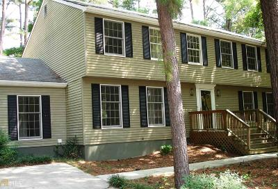 Peachtree City Single Family Home For Sale: 110 Paddock Trl