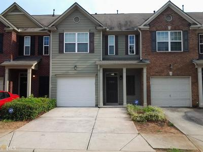 Dekalb County Condo/Townhouse For Sale: 3985 Fireoak Dr