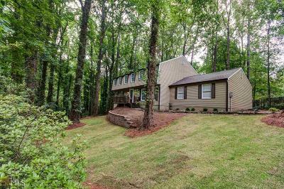 Peachtree City Single Family Home For Sale: 102 Brook Ct
