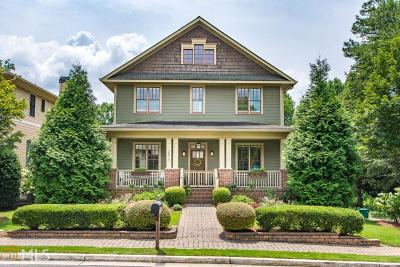 Single Family Home For Sale: 2870 Bernard Way