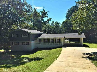 Dekalb County Single Family Home For Sale: 1787 Mount Vernon Rd