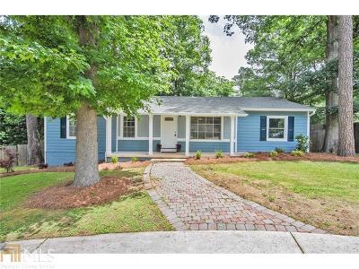 Single Family Home For Sale: 2089 Nancy Cir