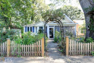 Fulton County Single Family Home For Sale: 1977 Rugby
