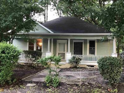 Atlanta Single Family Home Back On Market: 1982 Hollywood Rd