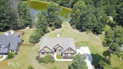 Winder Single Family Home Contingent With Kickout: 322 Junction Ct