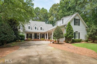 Milton Single Family Home For Sale: 1835 Highgrove Club Dr
