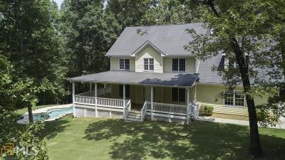 Dawsonville Single Family Home For Sale: 202 Windy Ridge Ct