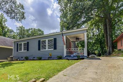 Fulton County Single Family Home For Sale: 1175 Gilbert St