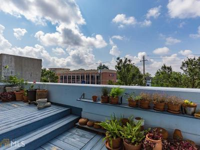 Eclipse Condo/Townhouse For Sale: 250 Pharr Rd #214